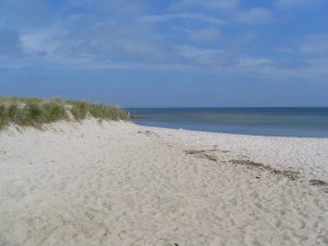 Beautiful Nantucket Sound beach